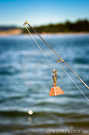 Some music to enjoy for Fishing rod bells