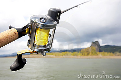 Fishing Season Stock Photo - Image: 4962780