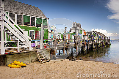 Fishing shed homes