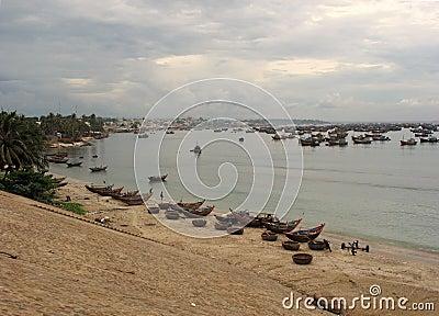 Fishing village Mui ne