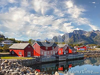 Fishing Village Norway