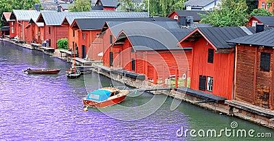 Fishing Village Waterfront