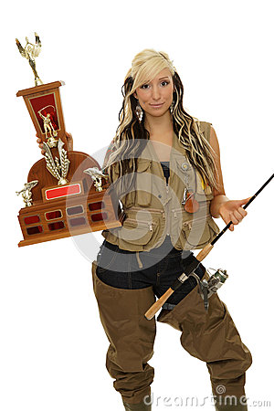 Fishing winner