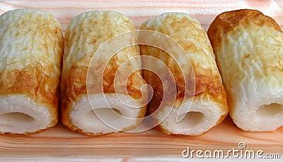 Fishroll cake