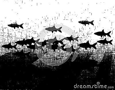 Fishy grunge