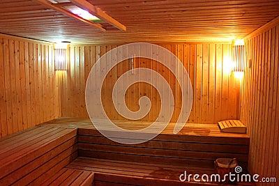 Fiński sauna