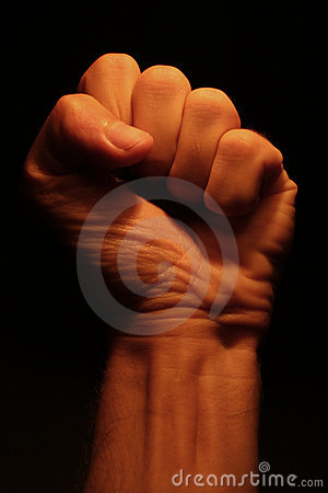Free Fist Royalty Free Stock Photo - 1154745