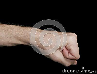 Fist - Closed Human Hand