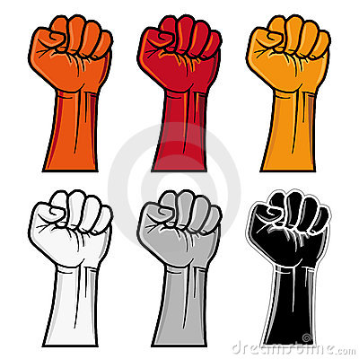 fist emblem