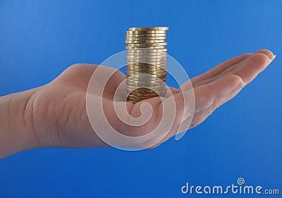 Fistful of money