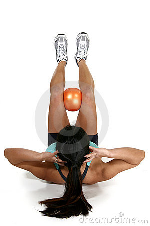 Free Fitness Ball Stock Images - 4168064