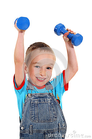 Free Fitness Boy Royalty Free Stock Photos - 27565898
