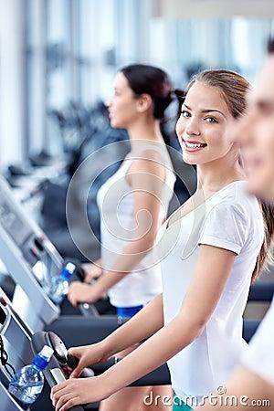 Free Fitness Center Royalty Free Stock Photos - 17884718