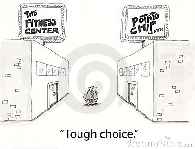 Fitness choice