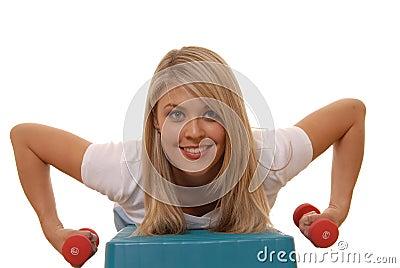 Fitness Girl Eight