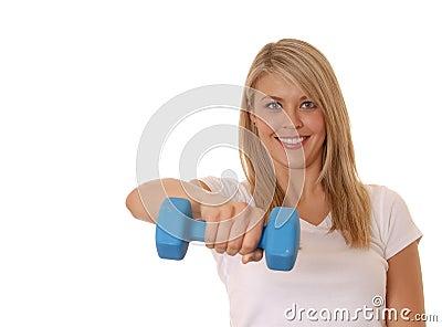 Fitness Girl Seven