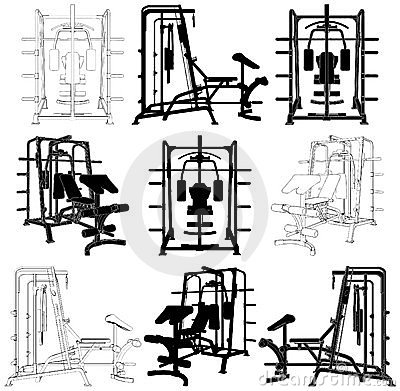 Fitness Home Simulator Gym For Sports Training