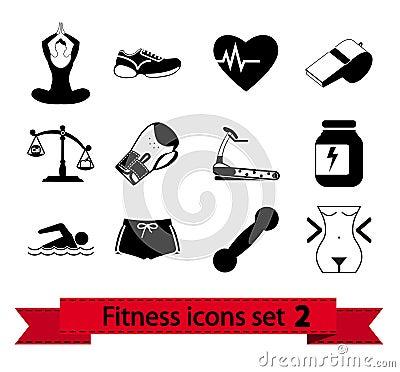 Fitness icon 2