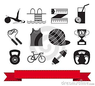 Fitness icon 3