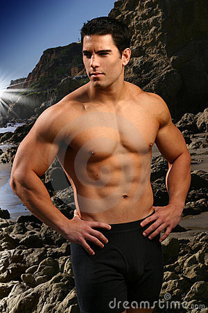 Free Fitness Model Stock Photos - 15149283