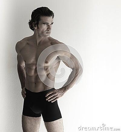 Free Fitness Model Stock Photo - 17598090