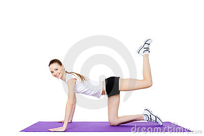 Fitness and physical exercises