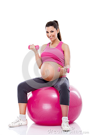 Muscle exercises using dumbbells 60kg