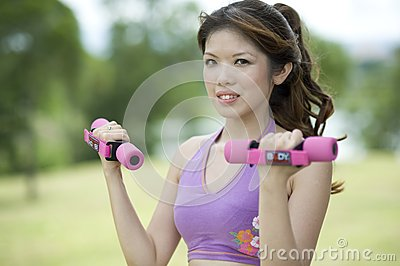 Fitness series resistance training