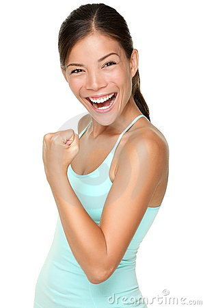Free Fitness Woman - Fresh Energy Royalty Free Stock Photo - 20947685