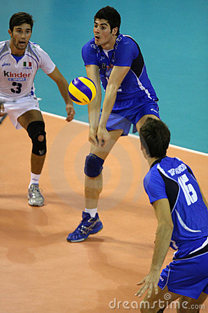 FIVB BOYS YOUTH VOLLEYBALL WORLD CHAMPIONSHIP Editorial Photo