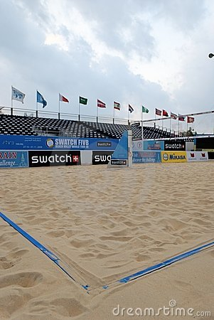 Free FIVB World Tour Stock Images - 6922584