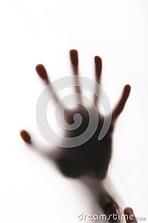 Free Five Alien Fingers Stock Photography - 4100482
