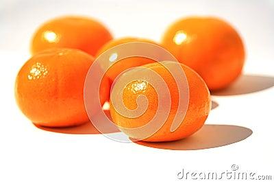 Five Mandarine