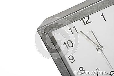 Five Minutes before Twelve