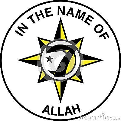 Five Percent Nation of Islam Flag