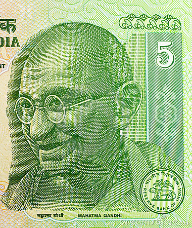 Five Rupees