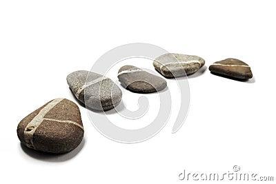 Five Step-Stones
