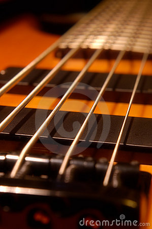 Free Five String Bass Up Stock Images - 102524