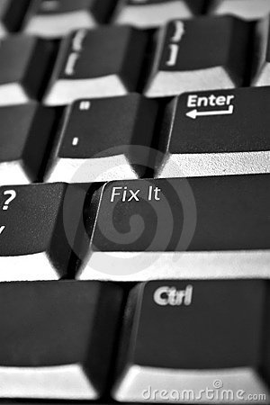 Fix It Key