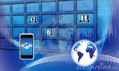 Fixez la technologie informatique globale