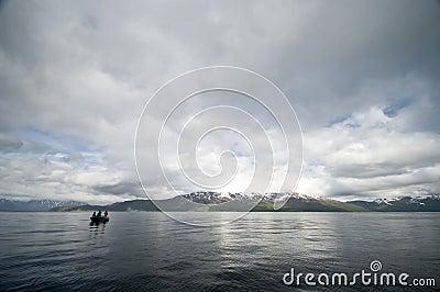 Fjord fishing