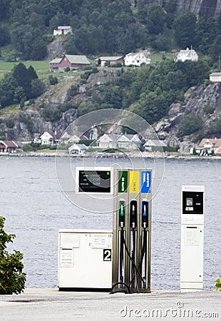 Fjord fuel.