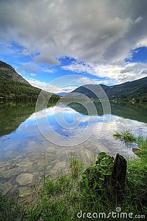 Free Fjord Mirror Stock Photo - 3001150