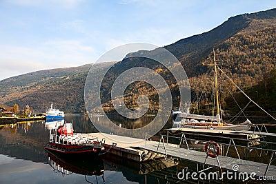 Fjord Pier
