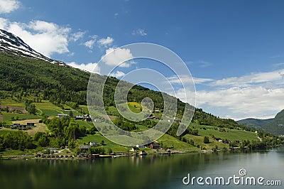 Fjord vieux