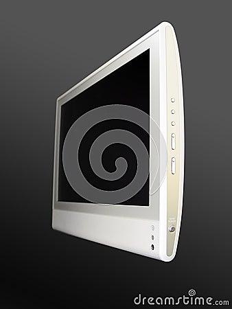 Flachbildschirm Fernsehapparat 2