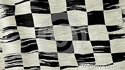 flag участвовать в гонке видеоматериал