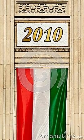 Flag 2010