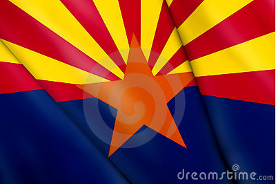 Flag of Arizona (USA)