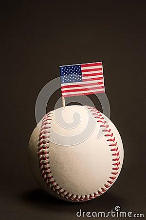 Flag in baseball